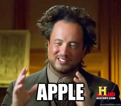 Apple Apple Meme