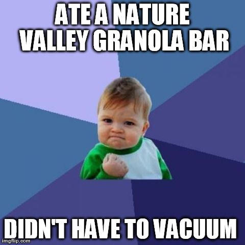 Ate A Nature Valley Granola Nature Valley Meme