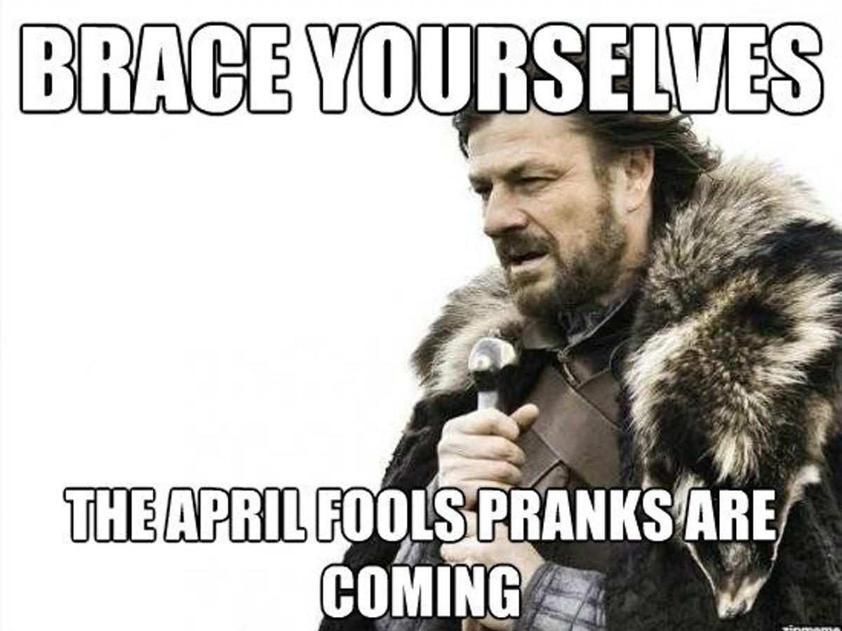Barce Yourselves The April April Meme
