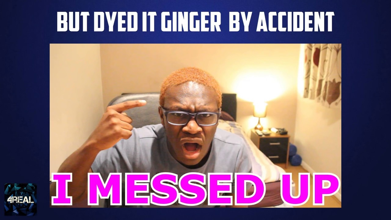 But Dyed It Ginger Guava Meme
