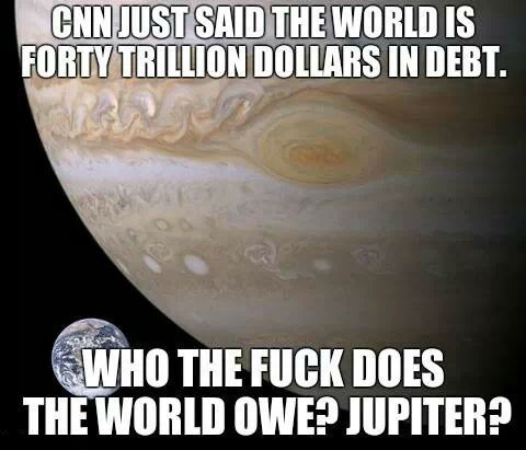 CNN Just Said The World Jupiter Meme