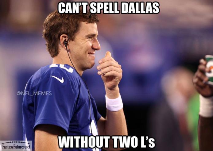 Can't Spell Dallas Dallas Cowboys Memes