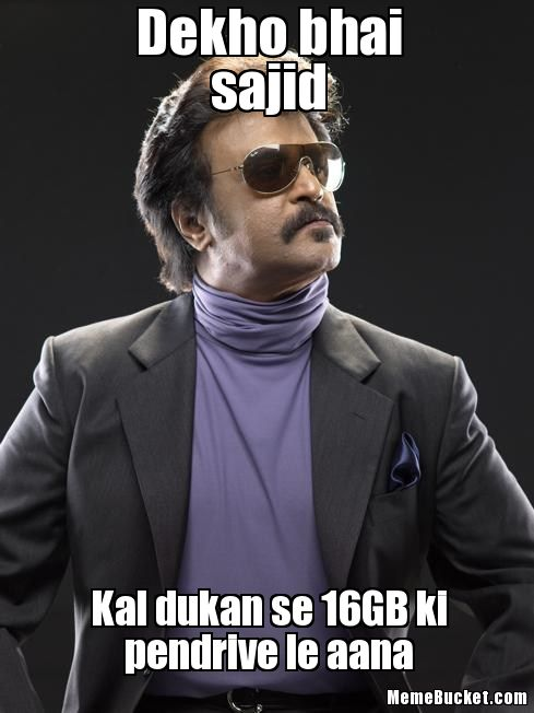 Dekho Bhai Sajid Kal Jujube Meme