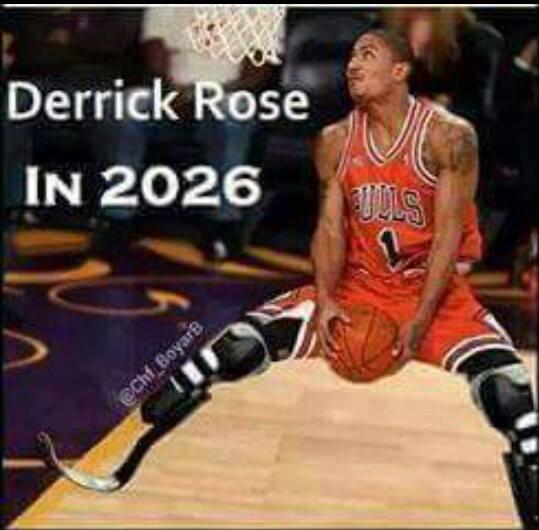 Derrick Rose In 2026 Derrick Rose Memes