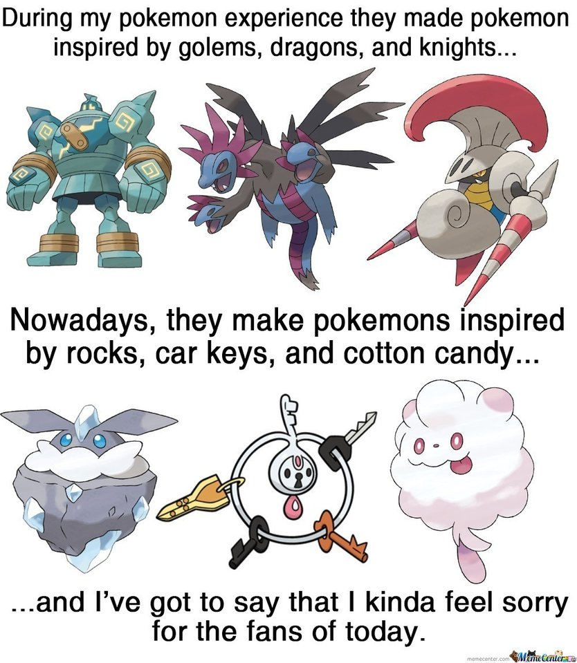 During My Pokemon Genwunner Memes