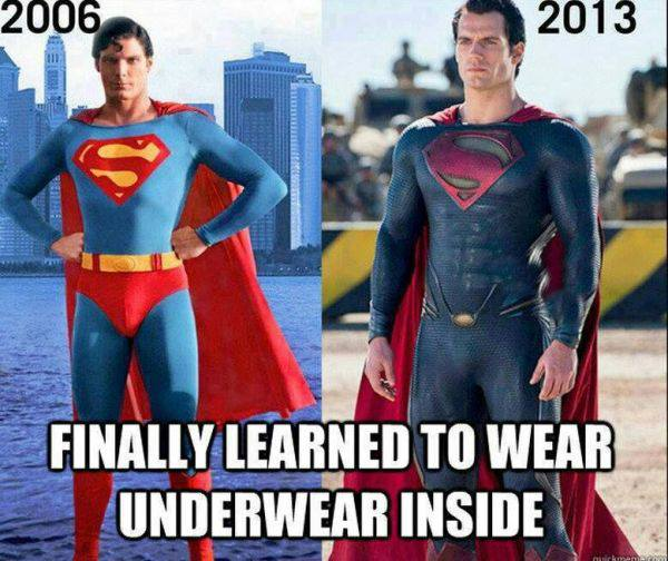 Finally Learned To Superman Memes