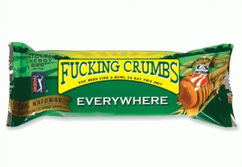Fucking Crumbs Everywhere Nature Valley Meme