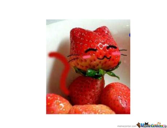 Funniest Strawberry Memes
