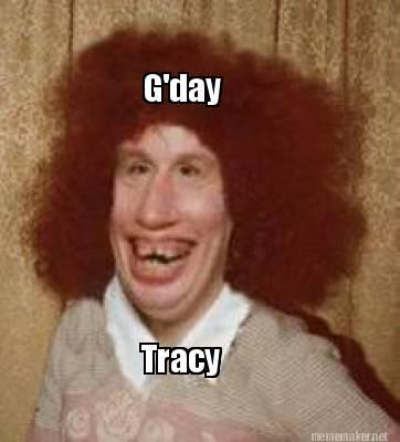 19 Funny Tracy Meme That Make You Laugh Memesboy