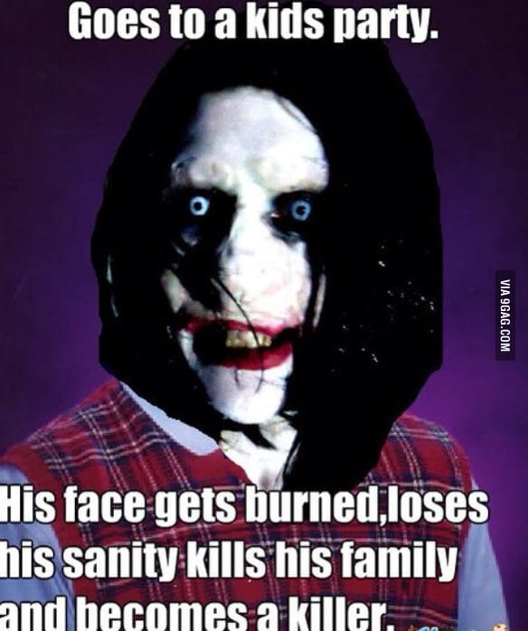 Goes To A Kids Jeff The Killer Memes