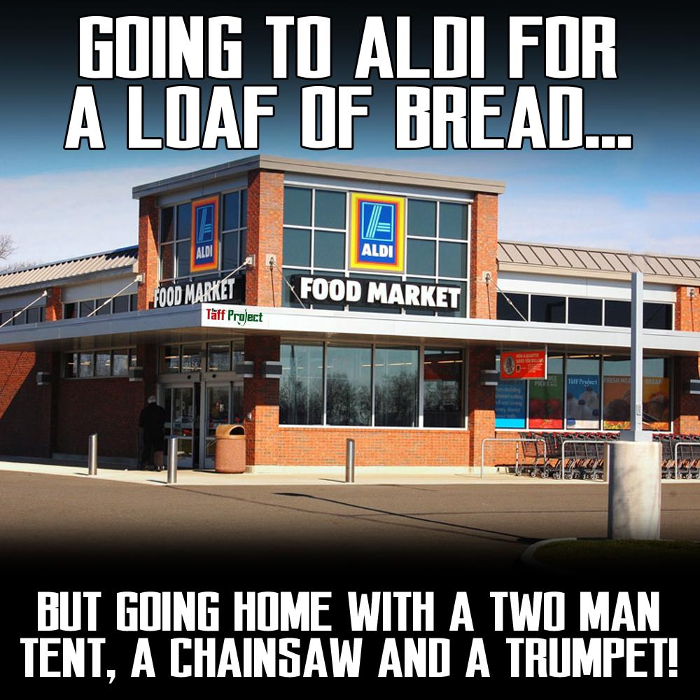 Going To Aldi Aldi Meme