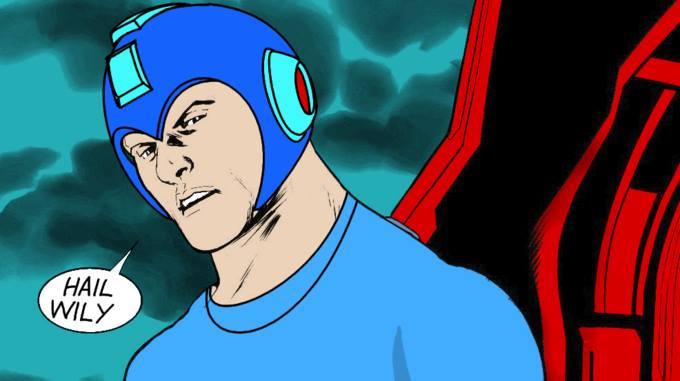 Hail Wily Captain America Hydra Meme