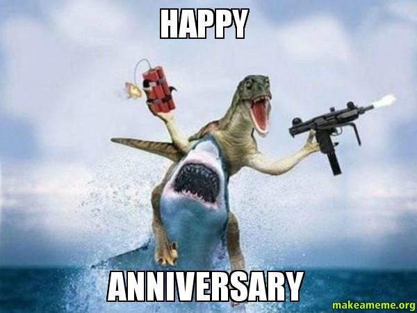 Happy Anniversary Happy Anniversary Meme
