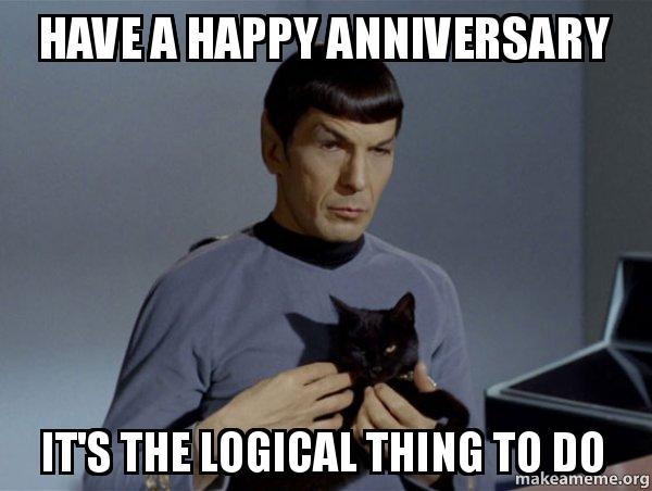 Have A Happy Happy Anniversary Meme