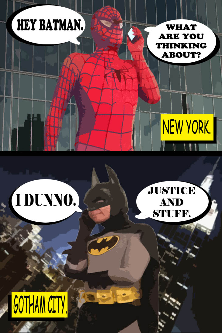 Hey Batman What Wazzup Meme
