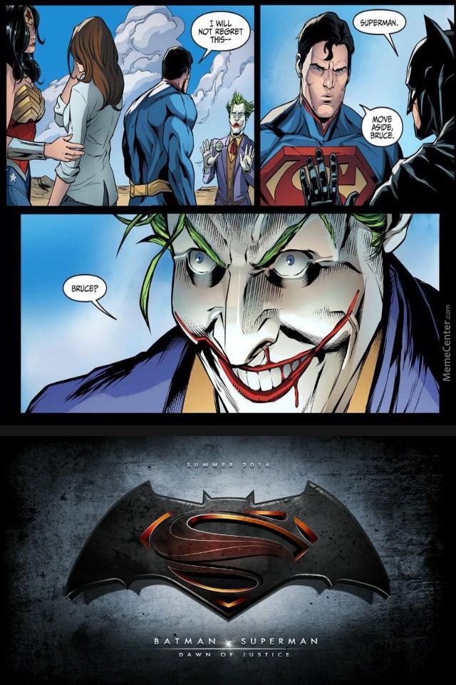 I Will Not Superman Memes