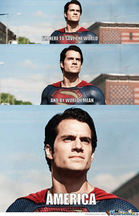 I'm Here To Superman Memes