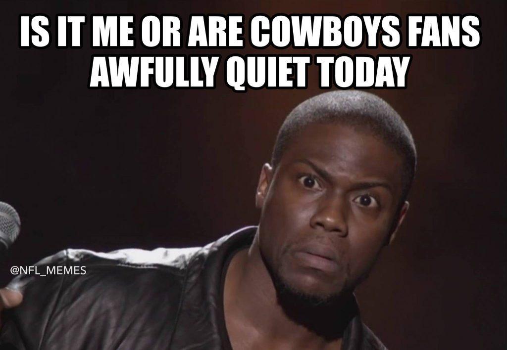 Is It Me Dallas Cowboys Memes