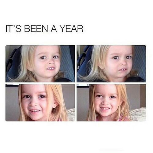 It's Been A Year Chloe Meme Now
