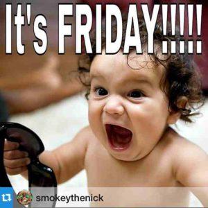 It's Friday !!! Friday Meme