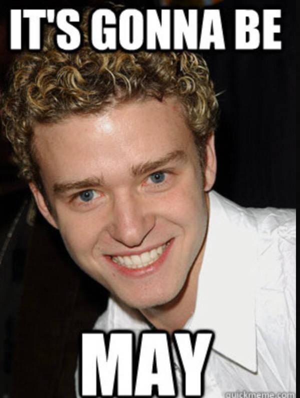 Its Gonna Be May May Meme