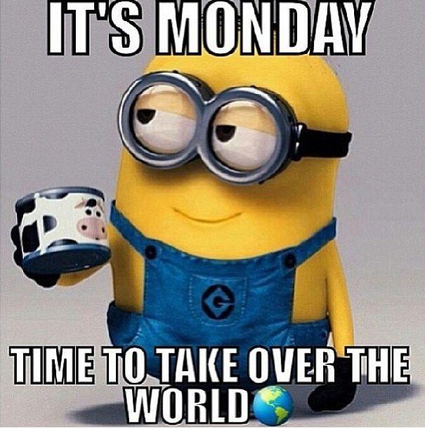 It's Moday Time To Monday Meme