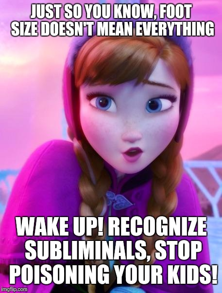 Just So You Know Anna Meme