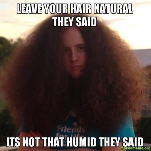 Leave Your Hair Hair Meme
