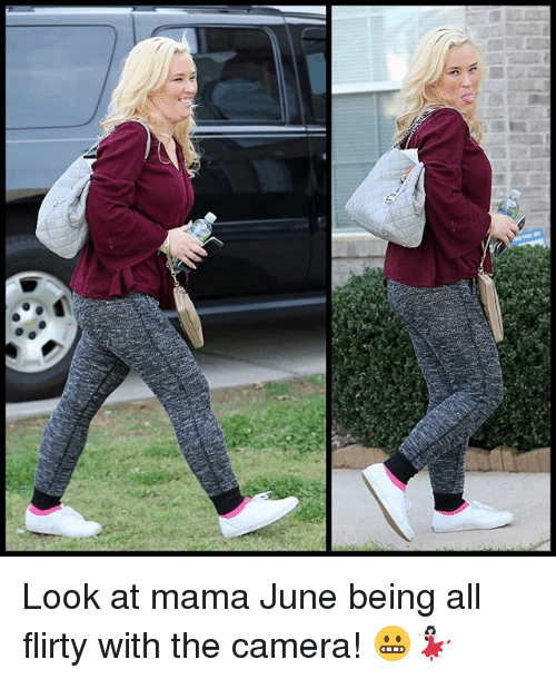 Look At Mama June June Meme