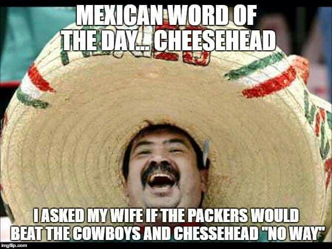 Mexican Word Of Dallas Cowboys Memes