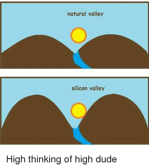 Natural Valley Silicon Nature Valley Meme