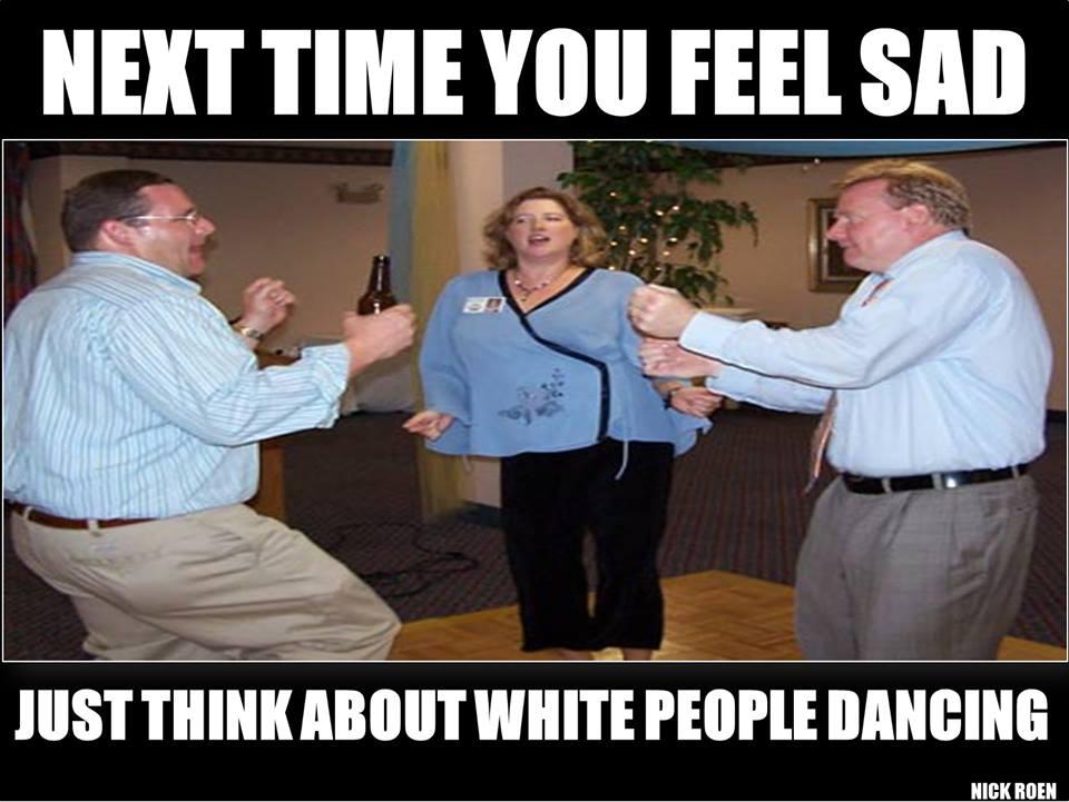 Next Time You Feel Sad White Meme