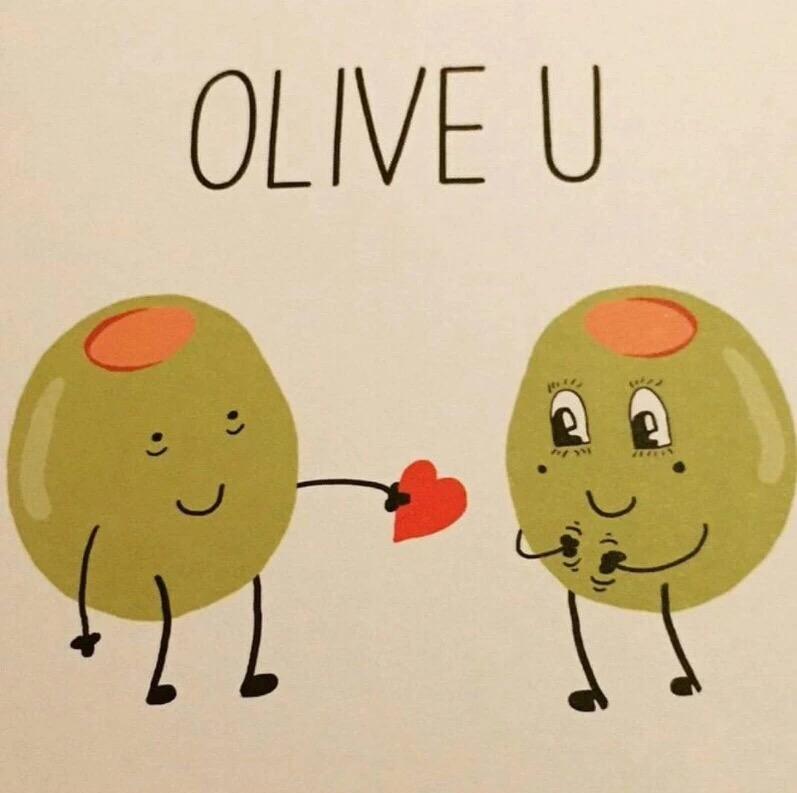 Olive U Olive Meme