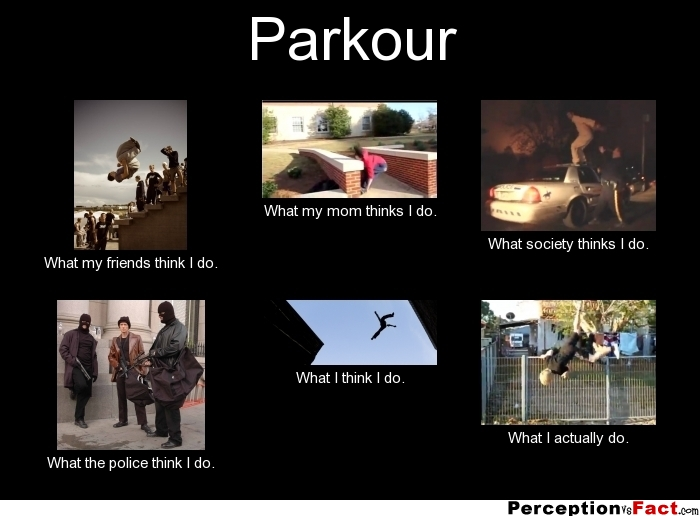 Parkour What My Parkour Meme