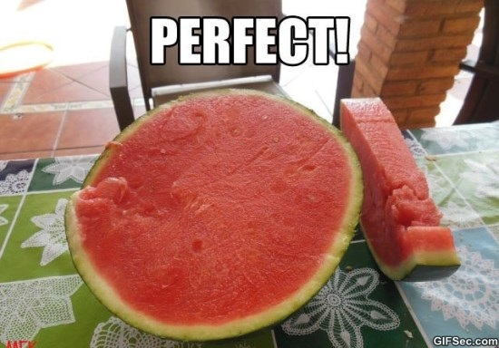 Perfect! Melon Meme