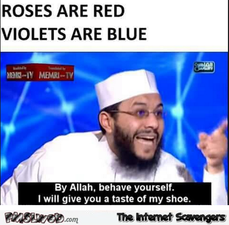Roses Are Red Violets Are Blue Meme