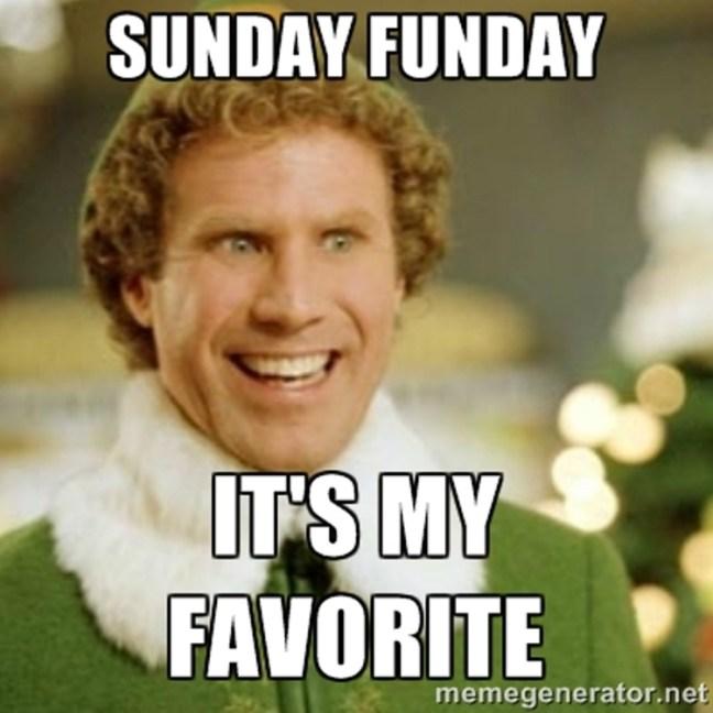 Sunday Funday It's My Sunday Meme
