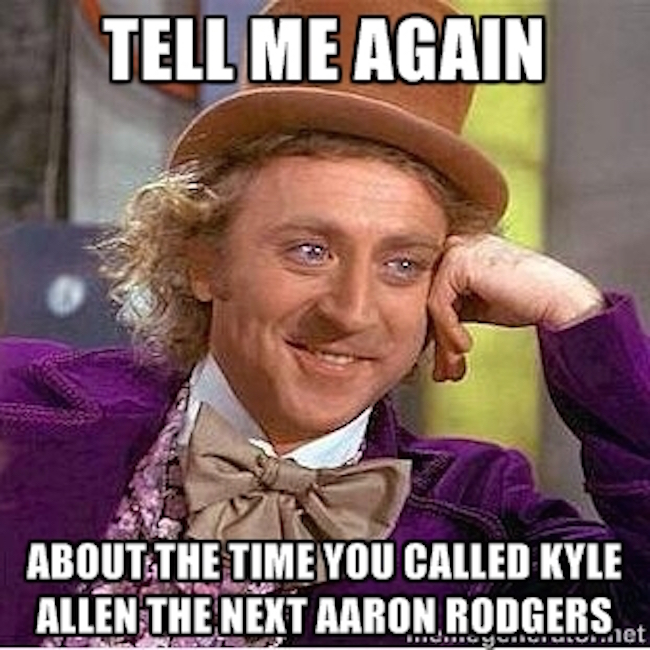 Tell Me Again Aaron Memes