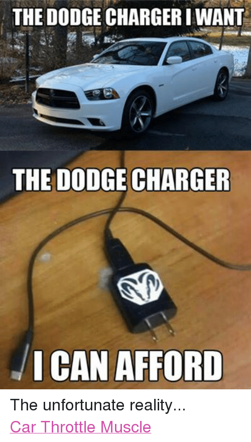 Charger Srt Hellcat >> 19 Funny Dodge Charger Meme Images and Pictures | MemesBoy