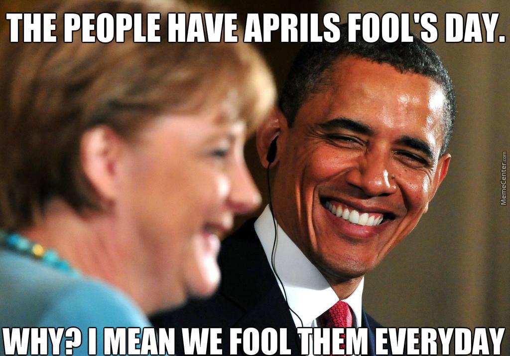 The People Have Aprils April Meme