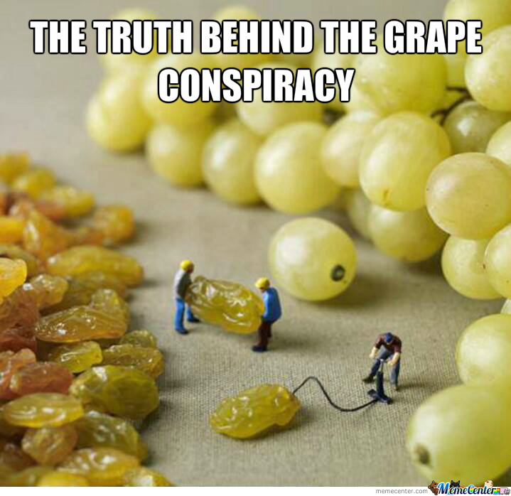 The Truth Behind The Grape Meme