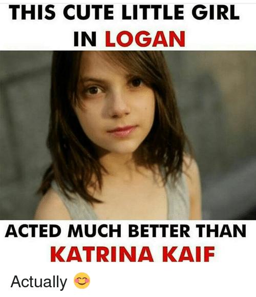 This Cute Little Girl In Longan Meme