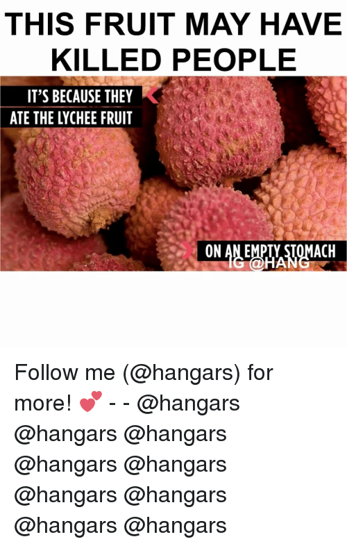 This Fruit May Have Lychee Meme