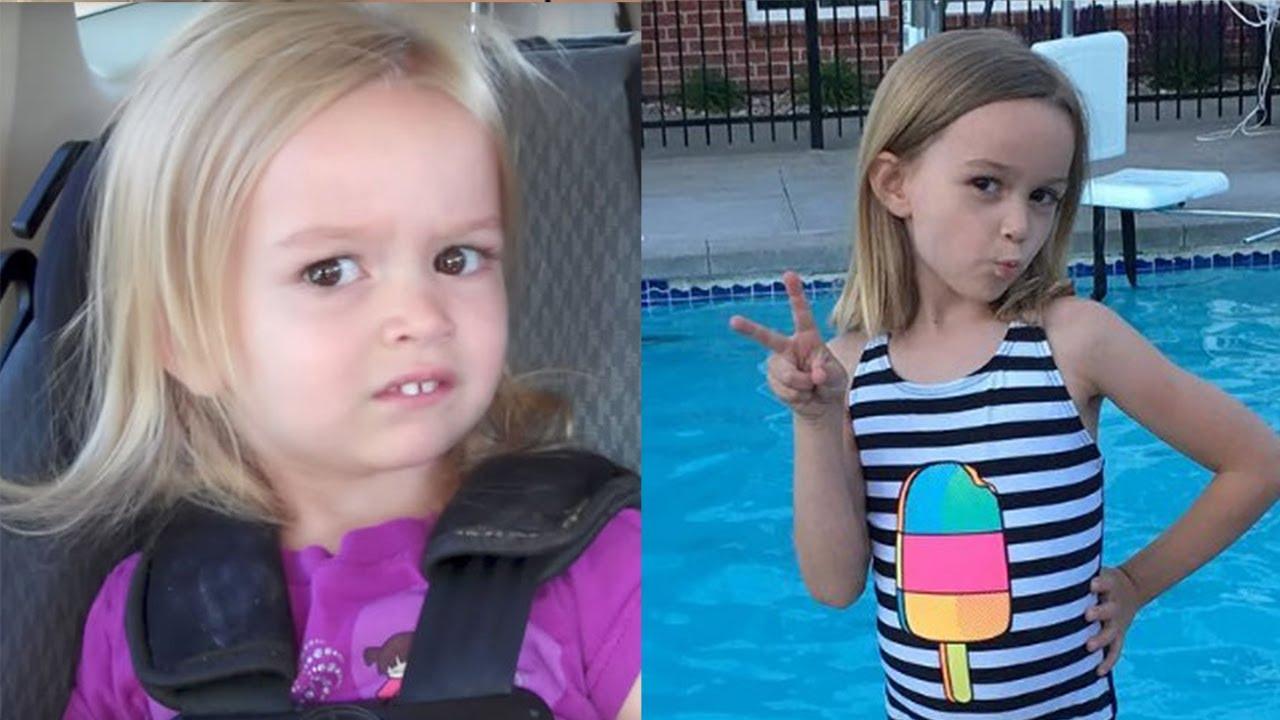 Twin Chloe Meme Now