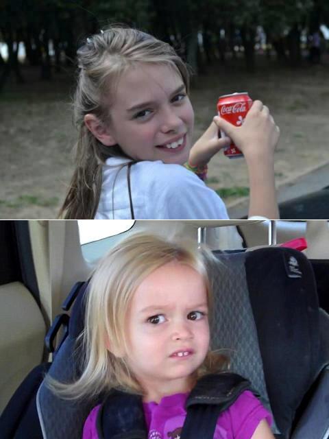 Ugly Chloe Meme Now