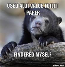 Used Aldi Value Aldi Meme