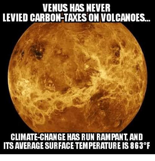 Venus Has Never Levied Venus Meme