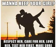 Wanna Keep Your Girl Love Meme