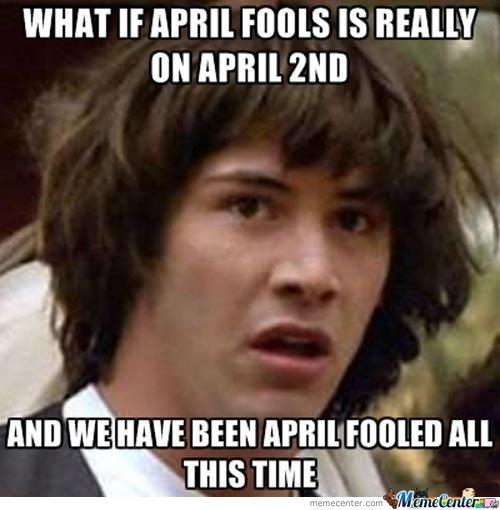 What If April Fools April Meme