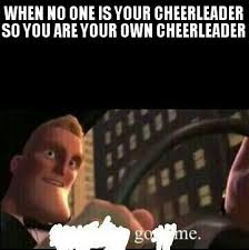 When No One Incredible Meme